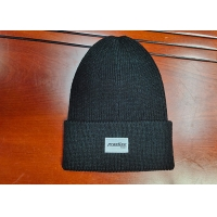 Buy cheap warm black wool or cotton customize woven label inner tape printing knitted from wholesalers