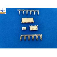 Wholesale Sigle Row molex 5264 equivalent Wire To Board Connector, 2.5 Mm Pitch Crimp Connector from china suppliers