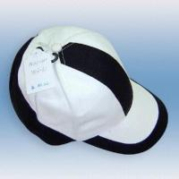 Wholesale Men's Two-color 100% Cotton Baseball Cap from china suppliers