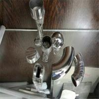 Best stainless steel elbow 50.8mm size 90 degree bend with cheap price wholesale
