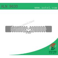 Wholesale ALN 9630 sticky RFID label / inlay,H3,840~960MHz,ISO/IEC 18000-6C (EPC C1 GEN2) from china suppliers