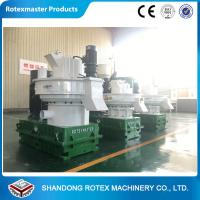 Wholesale Large Capacity Biomass Pellet Making Machine , Wood Pellet Processing Equipment from china suppliers