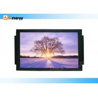 China hdmi 12V 21.5 High bright Capacitive Touch Monitor with Full Bonding Technology on sale