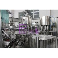 Wholesale High Speed Hot Filling Machine Fruit Juice Filling And Capping Machines Volumetric Type from china suppliers