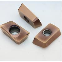 Wholesale High Flexural Strength Indexable Carbide Inserts For Steel / Stainless Steel from china suppliers