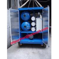 China Trailer mounted vacuum  transformer oil centrifuging machine, mobile insulation oil filter, oil purifier, oil filtration for sale