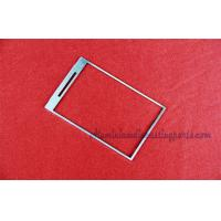 China Silver Anodize Metal Stamping Process for Mobile Phone Frame on sale