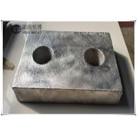 Best Condenser anodes, hull anodes for anti corrosion and cathodic protection wholesale