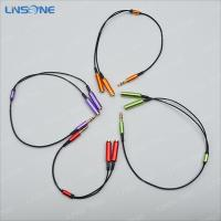 Wholesale High quality 3.5mm stero cable from china suppliers