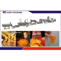 Wholesale Doritos production machine corn chips making plant food snacks machine from china suppliers