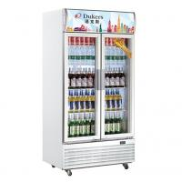 Quality Dukers Commercial Refrigerator Freezer Fan Cooling Upright Showcase for sale