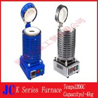 Buy cheap 1-4kg Mini Melting Gold Furnace Used in Laboratory from wholesalers