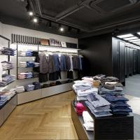 Best Clothing boutique store interior design with display shelves wholesale