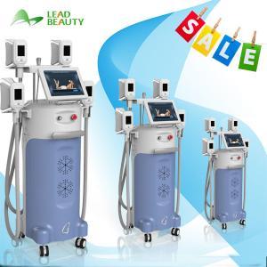 Vertical Slimming machine Fat freezing cryolipolysis machine with 4 handles