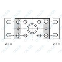 Wholesale AP 3.1 20CrMnTi Flange Plate Washer With Grease Lubrication 100*160mm from china suppliers