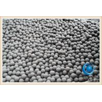Low Broken Rate forged Grinding Balls for Mining sag mill with ISO standard