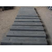 Wholesale HRC56 Iron Crusher Wear Parts Impact Plate For Impact Crushers from china suppliers