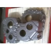 Green Casting Truck Parts Transfer Housing OEM Service Available for sale