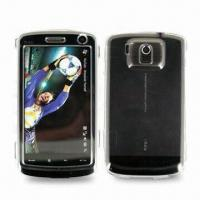 Wholesale Durable Crystal Case for HTC HD, with Smooth and Slim Outline from china suppliers