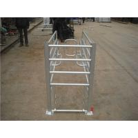 China Smooth Surface Used Pig Farrowing Crate Steel Pipe Material Anti Aging for sale