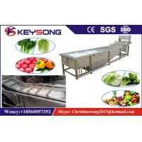 Wholesale Rooted Plant Fruit And Vegetable Processing Machinery Washing Equipment  Large Capacity from china suppliers
