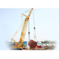 Wholesale Durable XCMG Mobile crawler crane rental Hydraulic lift XGC300 from china suppliers