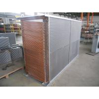 China Copper Heat Pipe Heat Exchanger for Industrial Heating Recovery System on sale