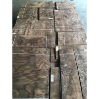 Wholesale Walnut Burl Veneer Walnut Burr Wood Veneer Burr Walnut Natural Veneers for Fine Furniture Veneer Marquetry from china suppliers