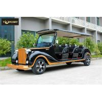 12 Person Classic Golf Cart , Club Car Electric Golf Cart For Multi Passenger for sale