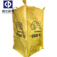 Wholesale 100% Pp Big Woven FIBC Bulk Bags Moisture Proof For Construction Waste from china suppliers