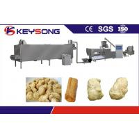 Wholesale Textured Soya Protein Food Production Equipment , Nuggets Food Extruder Machine from china suppliers