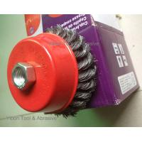 Wholesale Twist Cup polishing brush from china suppliers