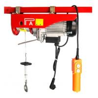 Wire Rope Crane Hoist Fast Type From PA 200-PA 990 With Emergency Stop Switch