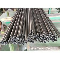 "Best A269 1/2"" X BWG 20 Welded Stainless Steel Tube Grade TP304 / 304L Surface Polished wholesale"