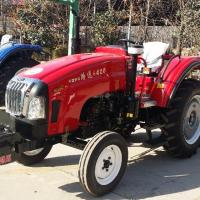 China 4 Wheel Driving Agriculture Farm Equipment Small Tractor Implements 36.8kw LYH404 on sale