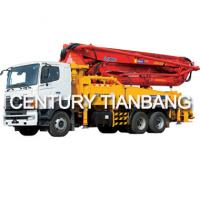 Wholesale XCMG construction machinery Concrete Pumps HB41 from china suppliers