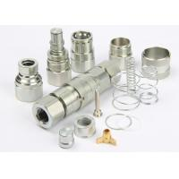 Wholesale ISO 16028 Flush Face Hydraulic Quick Couplers , LSQ-FFY Flat Face Quick Couplers from china suppliers