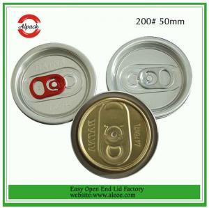China easy open end,EOE,Easy open lid,aluminum easy open end,beverage easy open end on sale