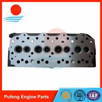Wholesale manufacturer for Japanese excavator parts, Mitsubishi 4D31 cylinder head ME999863 for excavator HD400 HD450 SH45U E70 from china suppliers