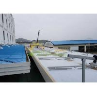 Wholesale Reliable Metal Roof Solar Mounting Systems 1200mm~4400mm Installation Span from china suppliers