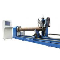 Wholesale 5 Axis CNC Plasma Pipe Bevel Cutting Machine For Sale from china suppliers