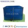 Reusable cheap price folding plastic pvc fish farm tank 400L,5000L for sale