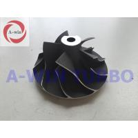 China GT1749V Turbo Compressor Wheel Replacement Parts 717697 - 0003 / 0004 on sale