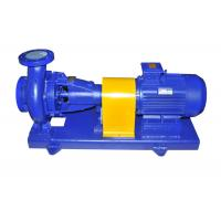 Radial Thrust Ball Bearing Centrifugal Water Pump with Cast Iron Material
