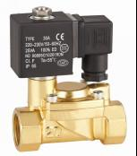 """Automotive 3/8""""Solenoid Valve Electric Water Valve Pilot Operated DFD Series"""