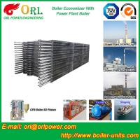 Wholesale Power Station Boiler Stack Economizer / Steam Boiler Economizer Tubes from china suppliers