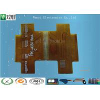 Wholesale High Precision Gold finger 1 OZ Copper 0.3mm thickness 2 layer Flexible Printed Circuit from china suppliers