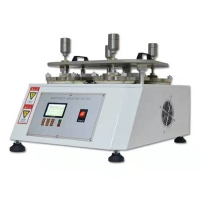 Wholesale SATRA TM31 , ISO 12947 T Martin Date Abrasimeter 4 Station With Touch Display Screen from china suppliers