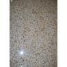 Yellow Rust Stone Granite Stone Floor Tiles Window Sill G682 Granite Bathroom Wall Tiles for sale