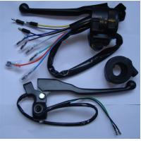 Wholesale Honda Cd100 Motorcycle Handle Bar Switch 7/8  22MM , Brake Lever Motorparts from china suppliers